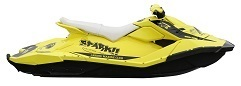 SEADOO SPARK 4ストローク 3台